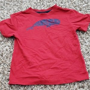 🎀4/$25.🎀 red nautica shirt size 2T